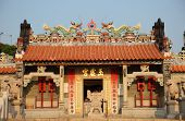 Pak Tai Temple In Cheung Chau