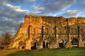 Old cistercian wall