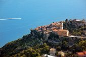Eze (on the French Riviera)