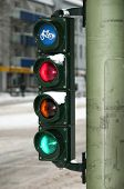 Continental Traffic Lights