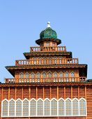 Tower Of The Palace Of Tsar Alexei Mikhailovich