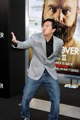 LOS ANGELES - MAY 19:  Ken Jeong arriving at the