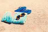 sandals poster