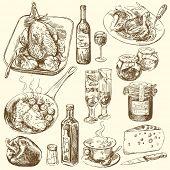 Essen-Auflistung