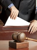 Advogado no Tribunal