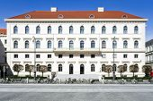 An image of the famous Palais Ludwig Ferdinand in Munich Germany