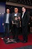 LOS ANGELES - APR 5:  Seth MacFarlane, Adam West, Speaker at the Adam West Hollywood Walk of Fame St