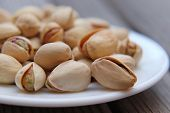 Pistachio Nuts - A Symbol Of Wealth In Ancient Persia. poster