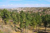 pic of western nebraska  - Wildcat Hills - JPG