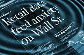 Wall Street Abstract