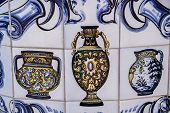 tiles, Talavera ceramics