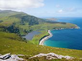 Northern coastline on Achill Island, Ireland