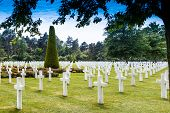 American Cemetery Normandy.
