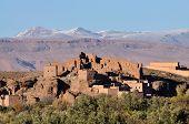 Casbah Ruin In Morocco