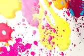 Paint Splashes