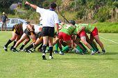 Rugby Melee