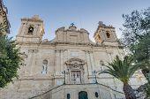 Saint Lawrence Church In Vittoriosa (birgu), Malta