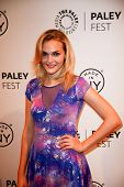 NEW YORK-OCT 2: Actress Madeline Brewer attends the 'Orange Is the New Black' panel during 2013 Pale