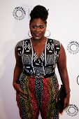 NEW YORK-OCT 2: Actress Danielle Brooks attends the 'Orange Is the New Black' panel during 2013 Pale