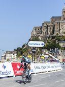 The Cyclist Jerome Pineau