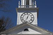 Kennebunk Church Clock