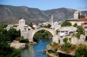 The Old City, Mostar, Bosnia-herzegovina