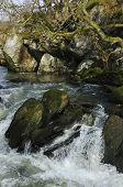 Marteg River Gorge