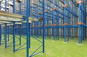 Shelving System Warehouse