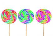 3 Lollipops Pop