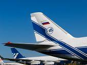Antonov Volga-dnepr  Tail Wings