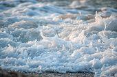 water and skim