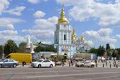 Michael's Square, Kiev