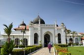 Main Entrance of Kapitan Keling Mosque