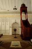 Mihrab of Kapitan Keling Mosque