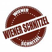 Wiener Schnitzel Stamp