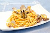 Bavette With Clams