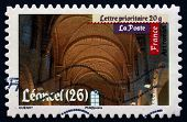 Postage Stamp France 2010 Leoncel Abbey, Antic Art