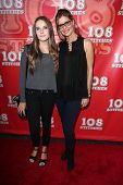 LOS ANGELES - SEP 10:  Annabelle Negron, Kate Vernon at the