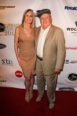 LOS ANGELES - SEP 6:  Eileen Davidson, Dick Van Patten at the