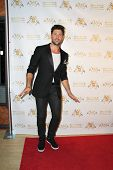 LOS ANGELES - SEP 10:  Maksim Chmerkovskiy at the Dance With Me USA Grand Opening at Dance With Me S