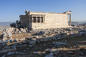 Erechtheion Of Erechtheum Temple