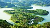 Amazing, Beautiful Panorama, Dalat Travel, Vietnam