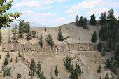 Yellowstone-Klippen