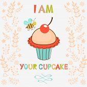 I am your cupcake