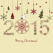 2015 New Year Card