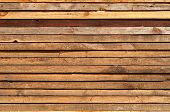Stacked Wooden Boards