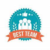 Simple Best Team Banner Tag