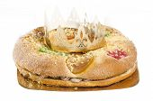 Постер, плакат: Three Kings Cake