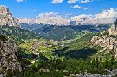 Dolomiti - Val Badia Overview