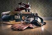 Vintage Aviator Equipment